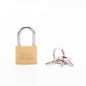 High Quality Mini Brass Lock And Key