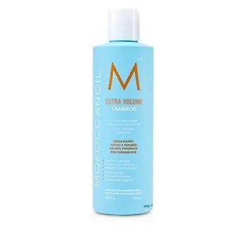 Lisävolyymi shampoo (hienoille hiuksille) 250ml tai 8,5oz
