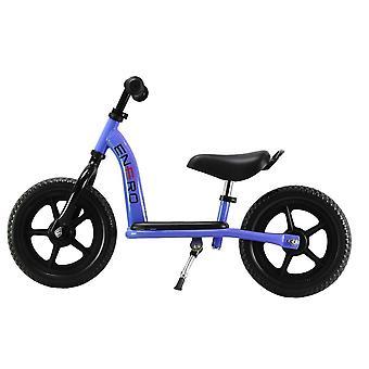 Transbalanscykel med lila 12 tums Enero-plattform