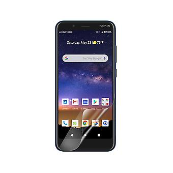 Celicious Matte Anti-Glare Screen Protector Film Compatible with Nokia C2 Tava [Pack of 2]