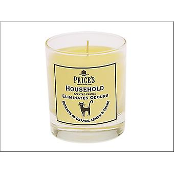 Prices Scented Candle Jar Household FR200616