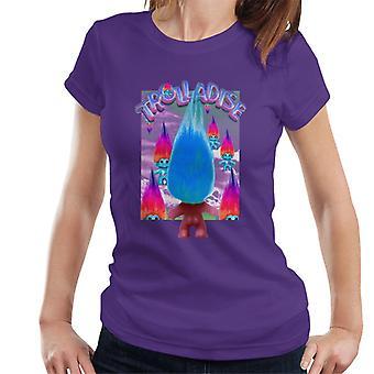 Trolls Trolladise Women's T-Shirt