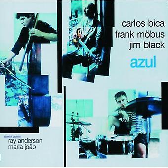 Carlos Bica - Azul [CD] USA import