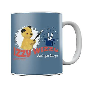 Sooty Izzy Wizzy Lets Get Busy Kaninchen Magic Trick Becher