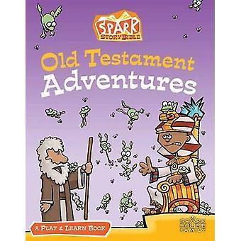 Aventuras do antigo testamento: Uma faísca história Bíblia e aprender livro