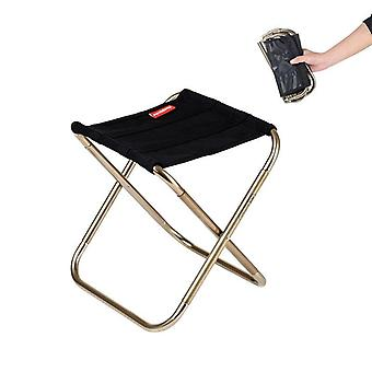 Outdoor Folding Fold Aluminum Chair Stool Seat