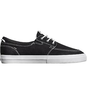 Globe attic skate shoe - black hemp