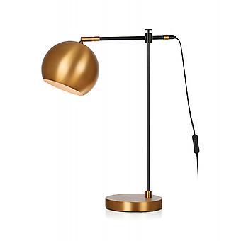 Tafellamp Chester Black 1 Lamp
