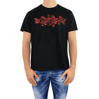 T-shirt Givenchy Nera BM710W3002001 Top
