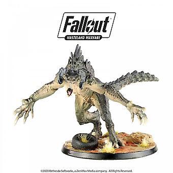 Fallout Wasteland Warfare Varelser Deathclaw