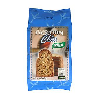 Dextrin Bread with Chia Seeds 300 g
