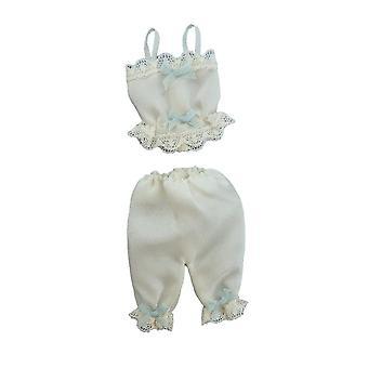 Dolls House Victorian Ladies Alusvaatteet Camisole & Bloomers Falcon Miniatyyri