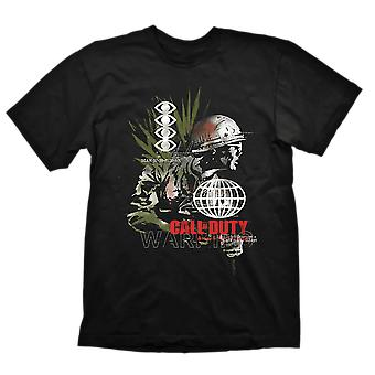 Call of Duty Call Of Duty Cold War Army Comp T-Shirt Large