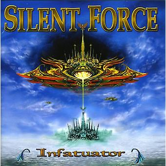 Silent Force - Infatuator [CD] USA import