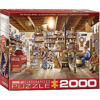 Eurographics - the general store by less ray - 2000 pc