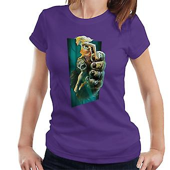 King Kong Holding Ann Darrow Kvinnor's T-Shirt