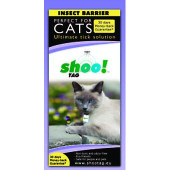 Shoo!Tag Antifleas (Cats , Worming Tablets, Flea Control & More , Other Products)