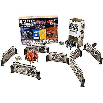 HEXBUG Battle Robot Spiders Ground Bunker Tarantula Dual Pack I/R Remote Control