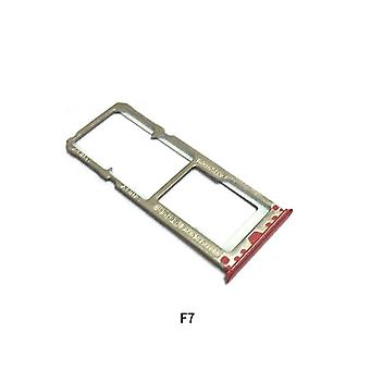 Sim Tray Holder For Oppo F3 F5 F7