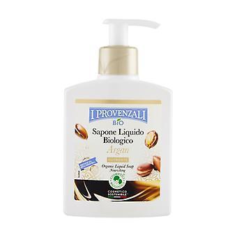 Organic Argan Liquid Soap 250 ml