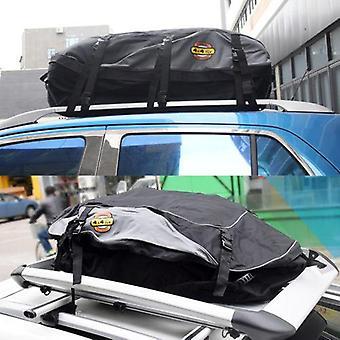 Auton katto, Matkatavarasäilytys, Matkalaukku (musta)