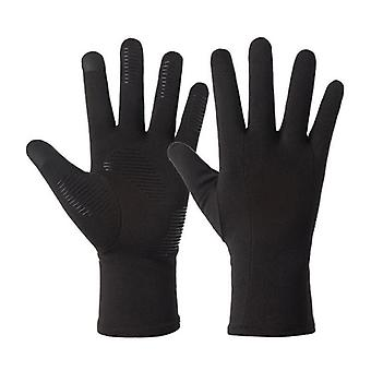 Men Women Winter Thermal Soft, Anti-slip, Elastic Touchscreen Gloves