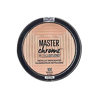 Maybelline Master Chrome Highlighter - 100 Oro Fuso