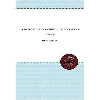 Uma História da Igreja na Venezuela por Mary Watters - 978146961969