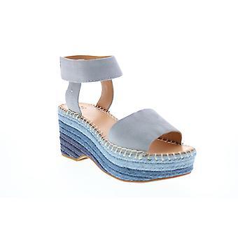 Frye & Co. Adult Womens Amber Espadrille Wedge Wedges Heels