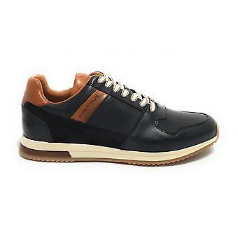 الرجال أحذية طموحة 11240 حذاء رياضي تشغيل الأزرق البحرية / الجمل US21am16