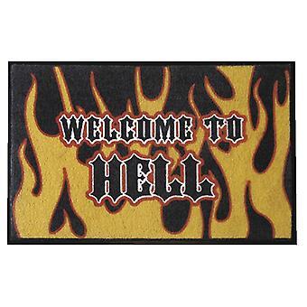 Velkommen til Hell Doormat