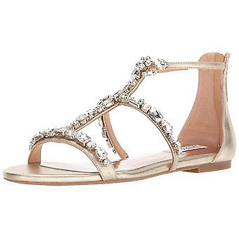 BADGLEY MISCHKA Womens Waren Open Toe casual Strappy sandálias