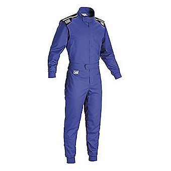 سباق jumpsuit OMP OMPKK01719041S الأزرق (حجم S)