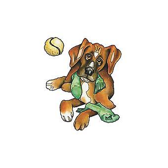 Jeje Marij Rahder Clear Stamps Dog