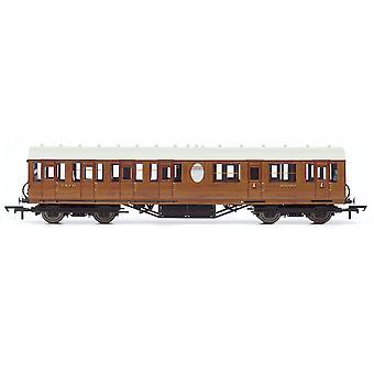 Hornby LNER Thompson não-corredor (lavatório) composto treinador