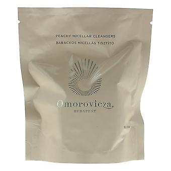 Omorovicza Peachy Micellar Cleansers Refill Pack 113g - 60 Pieces
