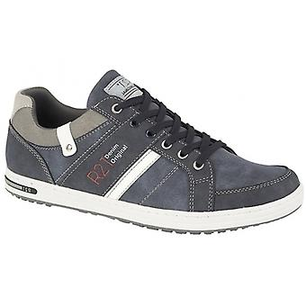 Route 21 Gravity Mens Casual Trainers Navy