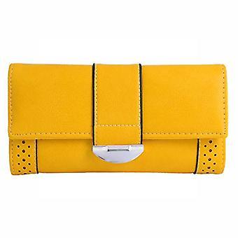 Monica Narducci 33222 MUSTARD, Women's Wallet, Standard