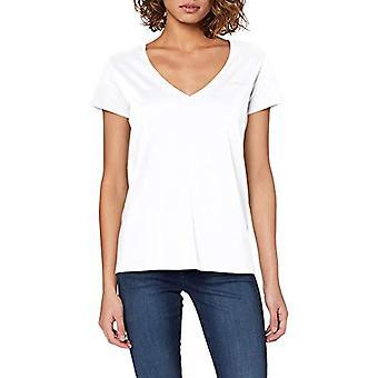 G-STAR RAW Grafisk 2 T-Shirt, Beige (Mjölk 111), XX-Liten Kvinna
