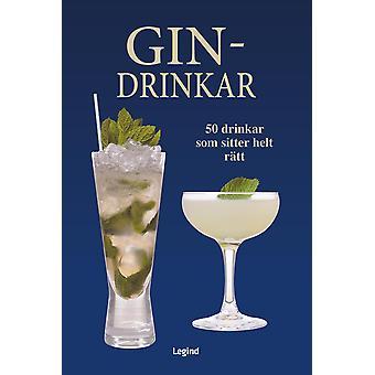Gin dranken : 50 drankjes zitten rechts 9788771558968