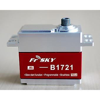 Digital 72g Metal Gear brushless Servo HV, SBUS, FrSky B1721