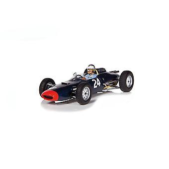 Lola MkIV (John Campbell Jones - British GP 1963) Resin Model Car