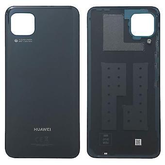 Genuine Huawei P40 Lite - Back Cover - Black - 02353MVD