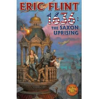 1636: Sachsupproret av Eric Flint (Hardback, 2011)