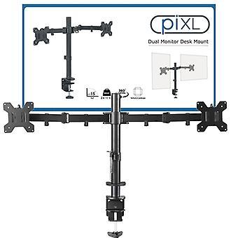 piXL Double Monitor Arm Schreibtischhalterung