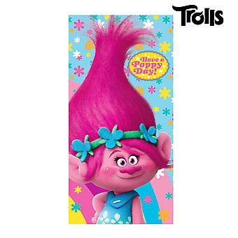 Poppy (Trolls) Beach Towel