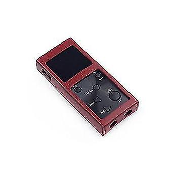 XDUOO Musik MP3-afspiller læder beskyttende opbevaring sag til Xduoo X3