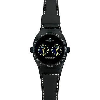 Unisex Watch Montres de Luxe 09BK-3003 (40 mm) (Ø 40 mm)