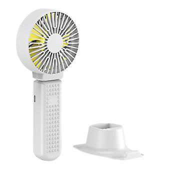 Håndholdt ventilator bærbar air cooling-ventilator til stationære pc'er