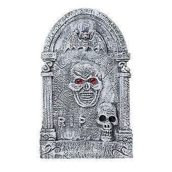 Tombstone (56 x 34 cm) Grey